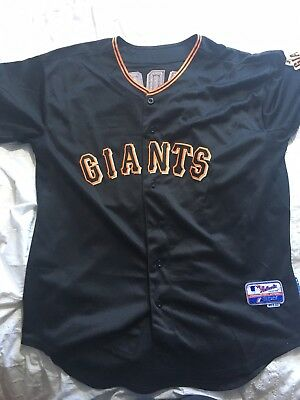 San Francisco Giants 48 Pablo Sandoval 2010 World Series MLB