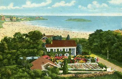 c1915-1930 Gloucester, MA, Good Harbor Beach