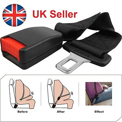 36Cm Adjustable Car Auto Safety Seat Belt Seat Belt Extension Extender Buckle