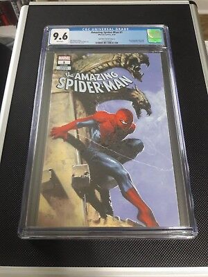 The Amazing Spider-Man #1 (Marvel) LGY#802 Dell Otto Variant A, CGC 9.6