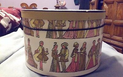 Bambergers hat box large fair shape