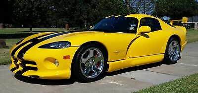 2001 Dodge Viper GTS Dodge Viper GTS Coupe With TNT Motorsports 955 Package