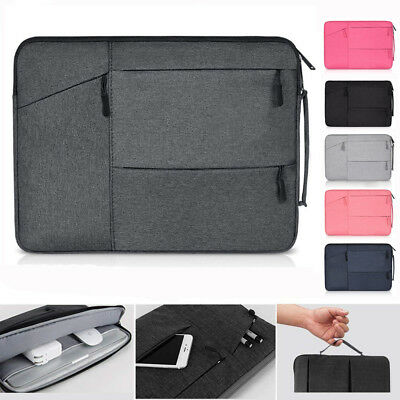 For 11''13''15.6'' Macbook Air Pro Notebook Laptop Sleeve Case Bag Soft Cover