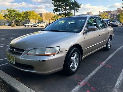 2000 Honda Accord EX 2000 HONDA ACCORD EX