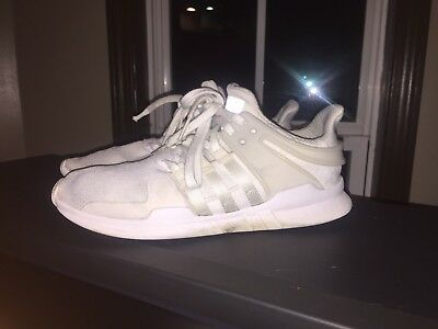 Super Cute 701fa 794cc Adidas Eqt Support Adv All White Cp9558 Color