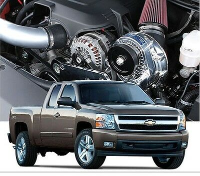 Chevy GM Camion / SUV Procharger 6.0L P-1SC-1 Supercharger Ho Kit Sistema 07-09