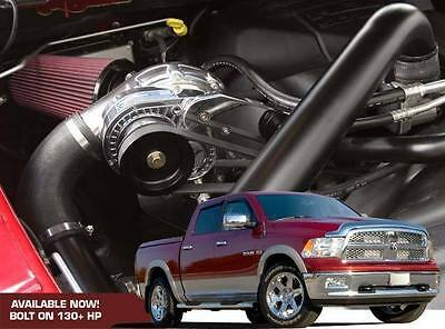Ram Hemi 5.7L P1SC1 Procharger Supercharger Completo Ho con Intercooler Kit