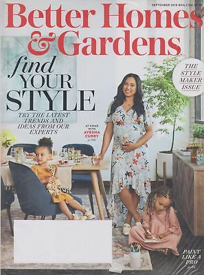 **New** Better Homes and Garden find your style Ayesha Curry 2018-Fast Shipping!