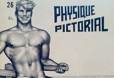 Tom of Finland-Physique Pictorial 26 gay interest magazine