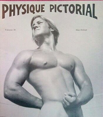 Physique Pictorial volume 30 gay interest magazine