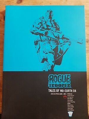 Rogue trooper tales of nu earth book 4 from 2000ad