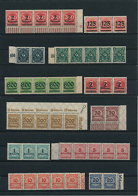Germany, Deutsches Reich, Nazi, liquidation collection, stamps, Lot,used (DG 62)