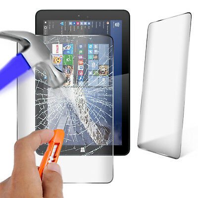 """Clear Tablet Glass Screen protector Guard For Amazon Fire HD 8 (2017) (8"""")"""