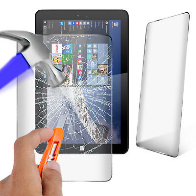 """Clear Tablet Glass Screen protector Guard For Amazon New Fire HD 8 (8"""")"""
