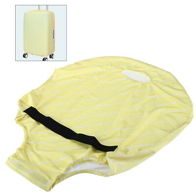 Travel Suitcase Protective Cover Dust Proof Trolley Luggage Case Stretchable S