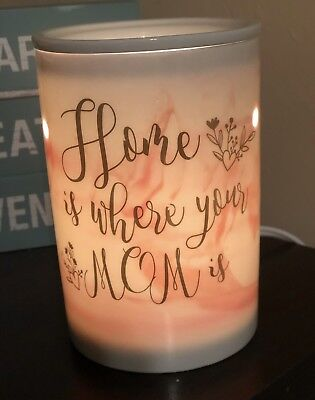 Scentsy Home Is Where Your Mom Is Warmer BNIB
