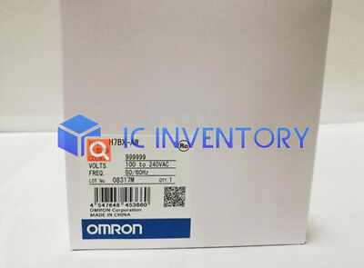 1PCS OMRON Counter H7BX-AW AC100-240V Brand NEW IN BOX