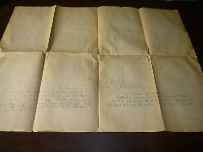 Antique Quilt Pattern Booklets And Papers