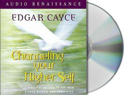 Channeling Your Higher Self by Edgar Cayce: New Audiobook