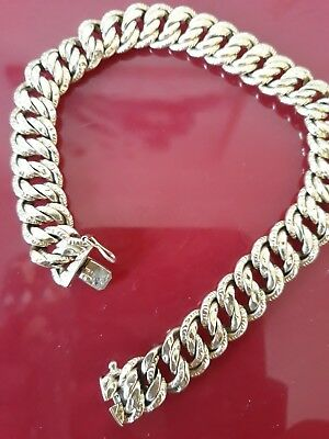 GOURMETTE OR 18 CARATS - 17 grs - 20 cms