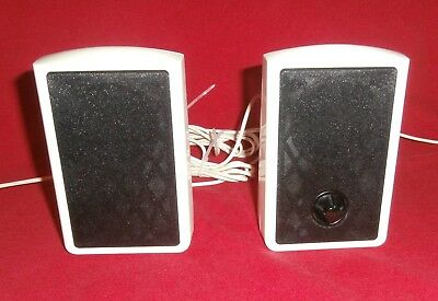 Realtek ASI Technoly Speakers USB Powered Wired Speakers White