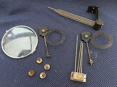 Collection Of Clock Spares