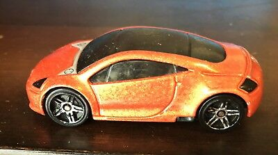 2005 Hot Wheels First Edition Mitsubishi Eclipse Concept Car Faster