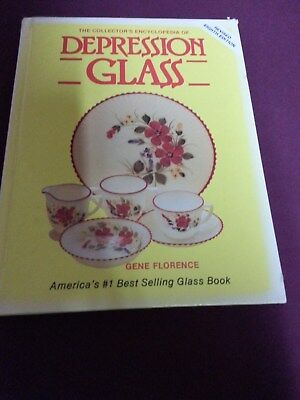 Collectors Encyclopedia Depression Glass 8th edition Gene Florence 0-89145-359-8