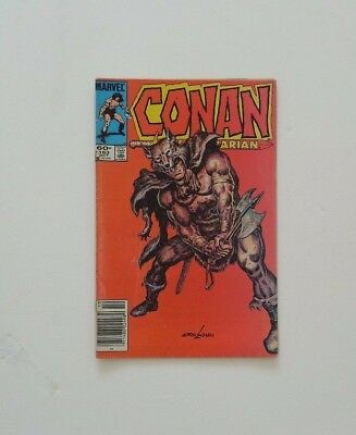 Marvel Comics - Conan The Barbarian - Oct. 1984 Issue 163