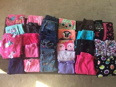 girls clothes size 6/7 lot