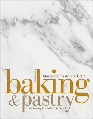 Baking and Pastry: Mastering the Art and Craft 2nd Edition PDF