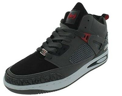 c40c4b07acb PHAT FARM KING Size US 7.5 M (D) EU 40 Men's Basketball Shoes Black  Charcoal Red