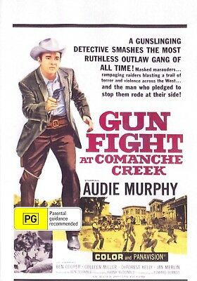 Gunfight At Comanche Creek - New Region All