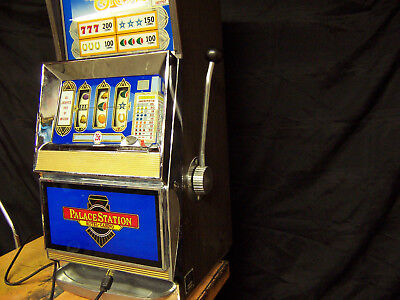 Antique 25 cent Bally Slot Machine