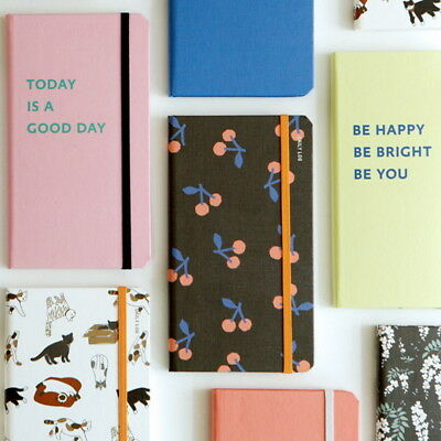 2019 Dailylike Diary Dated Monthly Planner School Agenda Notebook Daily Log Hand