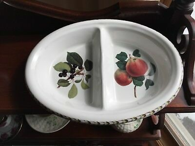 Queen's divided hooker's Fruit Royal Horticultural Society Divided dish