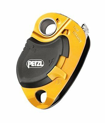 PETZL - PRO Traxion, Loss-Resistant Progress Capture Pulley