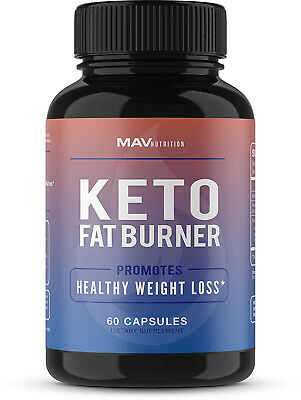 Keto Fat Burner, Weight Loss Supplement Designed To Burn Fat, Support Healthy