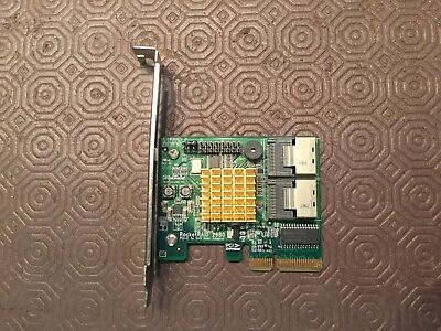 HighPoint Rocket 2680LF 8 channel PCI-E Raid controller with Cable Harnes