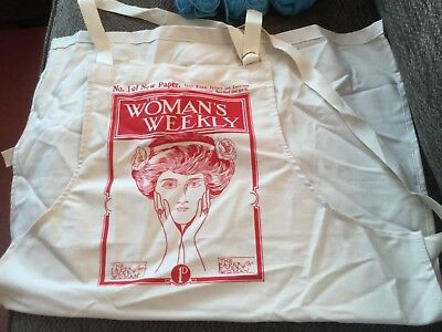 New The Women's Weekly apron ideal stocking filler
