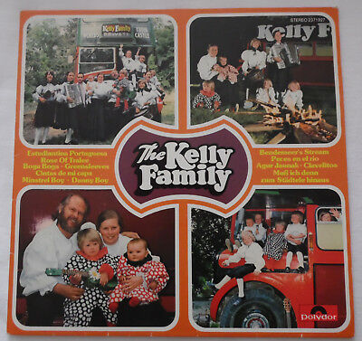 The Kelly Family Vinyl LP Polydor 2371927 EX-Excellent
