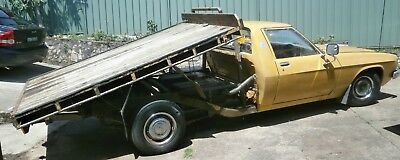 Holden V8 HQ one tonner, auto, air, steer