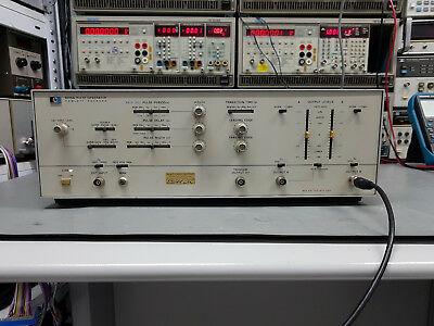 HP 8015A Pulse Generator, 50 MHz, Dual Output, #2