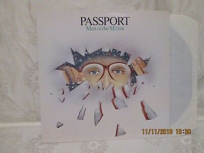 Passport  ‎– Man In The Mirror     /  Vinyl - LP