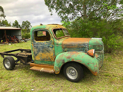 Dodge 1/12 tonner chev ford Pantee looks