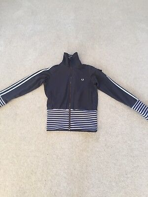 Fred Perry Vintage Ladies Track Top Size 8