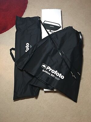 Profoto RFi Softbox 3x3' - 3x3 ft never used - excellent condition