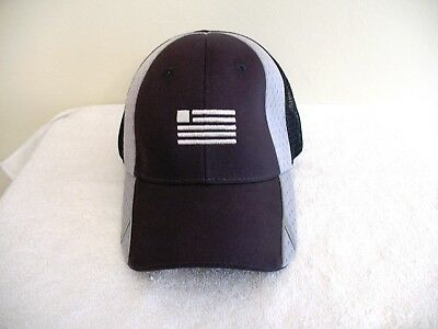 US AIRWAYS - Logo Hat  - NEW - One size fits all - Navy & Grey Nice Classy Look