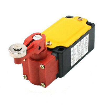 1X(LXK3-20S/B Rotary Roller Lever Actuator Limit Switch AC 380V DC 220V 10A I6V5