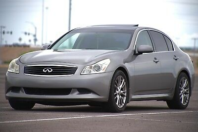 2007 Infiniti G35 Sports CLEAN. Exhaust. Bose. Clean. Lowering Springs. HFC Exhaust..